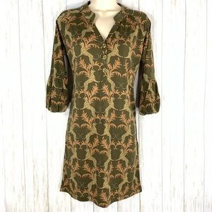Tracy Negoshian Cheetah Play dress XS